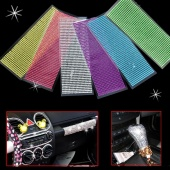 DIY 4mm Artificial Diamonds Decoration Sticker for Car, Mobile, PC, Nair Art 6 Color