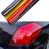 "12"" X 48"" Auto Car Smoke Fog Light Headlight Taillight Tint Vinyl Film Sheet Sticker"