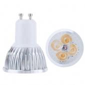 Ultra Bright 12W GU10 LED Spot Lights Lamp Bulb Warm White 85-265V