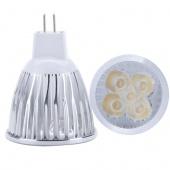 Ultra Bright 15W MR16 LED Spot Lights Lamp Bulb Warm White