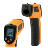 Non-Contact LCD IR Laser Infrared Digital Temperature Thermometer Gun Point GM320 -50~330 ºC