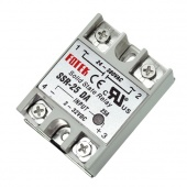 SSR-25 DA Solid State Relay 25A Output 24-380VAC