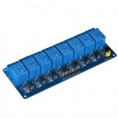 8-Channel 5V Relay Module Board Shield for Arduino PIC AVR MCU DSP ARM
