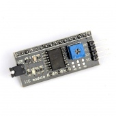 IIC I2C Serial Interface Board Module LCD1602 Address Changeable