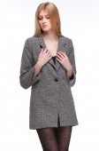 Ladies Winter Warm Lapel Trench Wool Cashmere Long Parka Coat Outwear Jacket