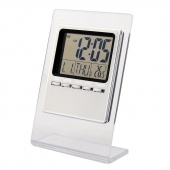 Digital Alarm Clock with Thermometer Calendar Snooze