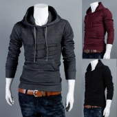 Men's Top Sweater Hoodies Coat Sports Casual Sweatshirt Jackets Outerwear