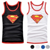 "Men""s Muscle Vest Singlet Underwear Tank Top T-shirt 4 Colors 4 Sizes"