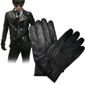 New Fashion Mens And Womens Warm Winter Soft Fleece Gloves Four Types
