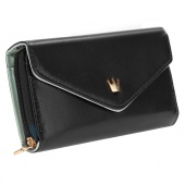 Multifunction Women Wallet Wallets Coin Case Purse for Iphone/Galaxy Iphone 4/5