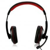 GK-K9 Hi Fi Speakers Surround Gaming Headset Black Stereo Headphone with Micphone for Computer Gamer