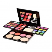 EyeShadow 39 Colors Makeup Palette Kit Foundation Powder Blusher Cosmetic Lipstick Tools