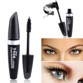 1 PCS Fiber Eyelash Mascara Magic Natural False Lash Eye Lashes Makeup Cosmetics Black