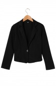 Women's Slim Casual Short Blazer Suit Jacket Coat Outwear 5 Colors
