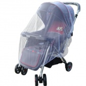 Infants Baby Stroller Pushchair Mosquito Insect Net Safe Mesh White Buggy Cover