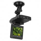 """Car 270°Road Safety Guard 2.5"""" LCD TFT Screen 6 LED Vehicle  Recorder Camera"""