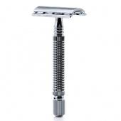 Classic Double Edge Shaving Safety Razor +1 Blade