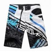 Men's Surf Board Shorts Beach Swimwear Short Pants Black 5 Sizes