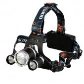 LED Headlight Headlamp Head Lamp Light Night Hiking Camping Flashlight