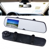 HD Car Camera Video Recorder Rearview Mirror Car Camera Vehicle DVR