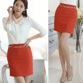 Good Quality Spring Summer Autumn Women's Work High Waist Career Short Skirt Mini Pencil Skirt