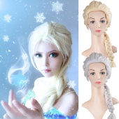 Long Gloved Cosplay in Remy Human Hair Extensions Tails Scroll Anime 2 Colors