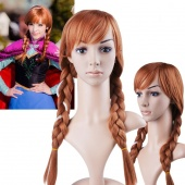 Long Gloved Cosplay in Remy Human Hair Extensions 2 Tails Scroll Anime
