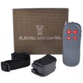 4in1 Dog Training Shock And Vibration Collar IR Remote Puppy Dog Training Collar