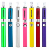 E-Shisha Pen Electronic Vaporizer EGO Atomizer 650mAh/900mAh with Battery Zipper Packing