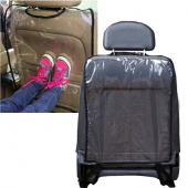 58*42cm Car Seat Transparent PVC Covers Dust Protector Sleeve Cover