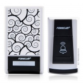 36 Tones Wireless Remote Control Doorbell Waterproof Button Home Security