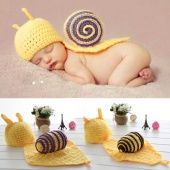 Born Boy Girl Baby Crochet Knit Costume Photography Photo Prop Hat Outfit