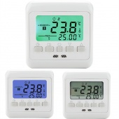 Digital Underfloor Heating Thermostats Programmable Temperature Controller