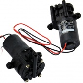 5-12V DC Mini Brush Magnetic Self-priming Water Pump High Temp 100 Degree