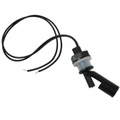 PP Low Pressure Side Mount Horizontal Water Level Sensor Liquid Float Switch for Tank Pool