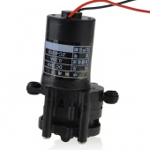 6-24V DC Mini Brushless Magnetic Self-priming Water Pump High Temp 100 Degree