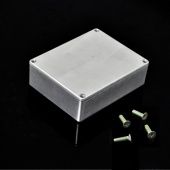 1590BB Style Aluminum Stomp Box Effects Pedal Enclosure FOR Guitar