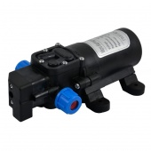 DC 12V 60W 5L/min Diaphragm High Pressure Water Pump Automatic Switch