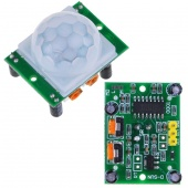 1pcs Pyroelectric Infrared PIR Motion Sensor Detector Module HC-SR501