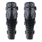 Motorcycle Motorbike Racing Motocross Knee Pads Protector Guards Protective Gear Black