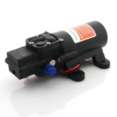 12 V Water Pressure Diaphragm PUMP - High 70 PSI 4 L/MIN Caravan/Boat/RV
