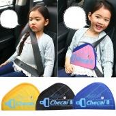 Secure Fit Seat Belt Thickening Baby Car Adjusting Device Child Safety Belt Guard Seatbelt Positioner