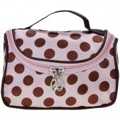 CasualWomen Lady Travel Makeup Cosmetic Bag Purse Handbag