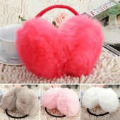 Fashion Winter Lovely Earshield Warm Faux Fur Earmuff