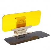 Anti-Glare Visor Auto Sunshade Prevent Dazzle Multi-function Mirror for Day And Night