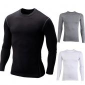Fashion Men's Long Sleeve O-Neck Casual T-Shirt Sweatshirt Tops Shirt