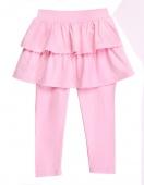 Korean Kids Children Toddler Girls' Pantskirt Casual Slim Leggings Culottes