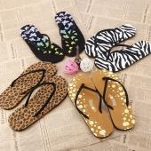 Fashion Women Casual Summer Beach Flip Flops Summer Flat Sandals