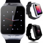 GV09 Bluetooth Smart Watch Phone for Android IOS Support SIM/TF Card