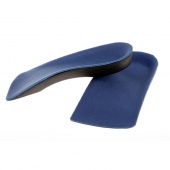 Fashion 3/4 Orthotic Insole Shoes Cushion Arch Support Flat Feet Pronation